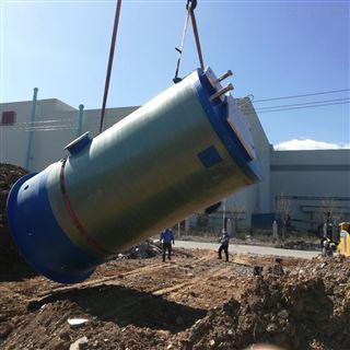 XYTBZ-400市政工程一体化提升泵站