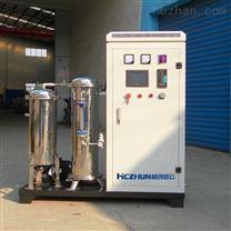 医院污水处理臭氧发生器杀菌消毒技术