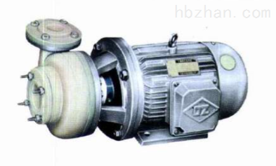 氟塑料增強合金離心泵