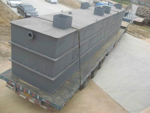 一体化环保污水处理设备