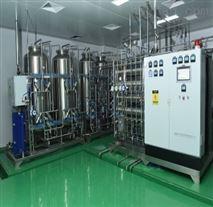3T/H双级反渗透+EDI纯水设备