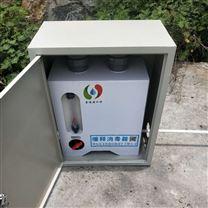 高效鄉鎮自來水廠緩釋消毒器使用事項