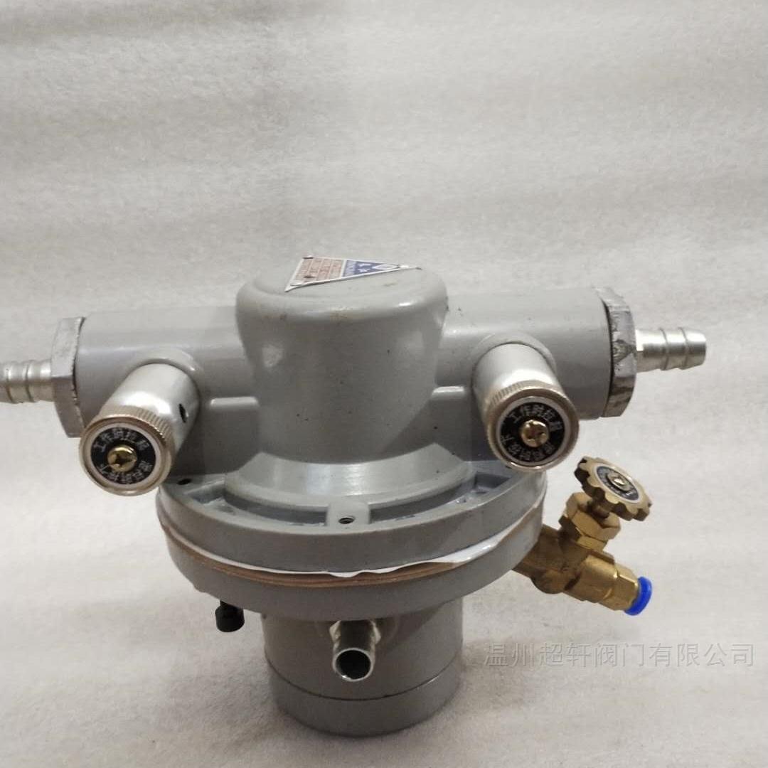 气动单向隔膜泵