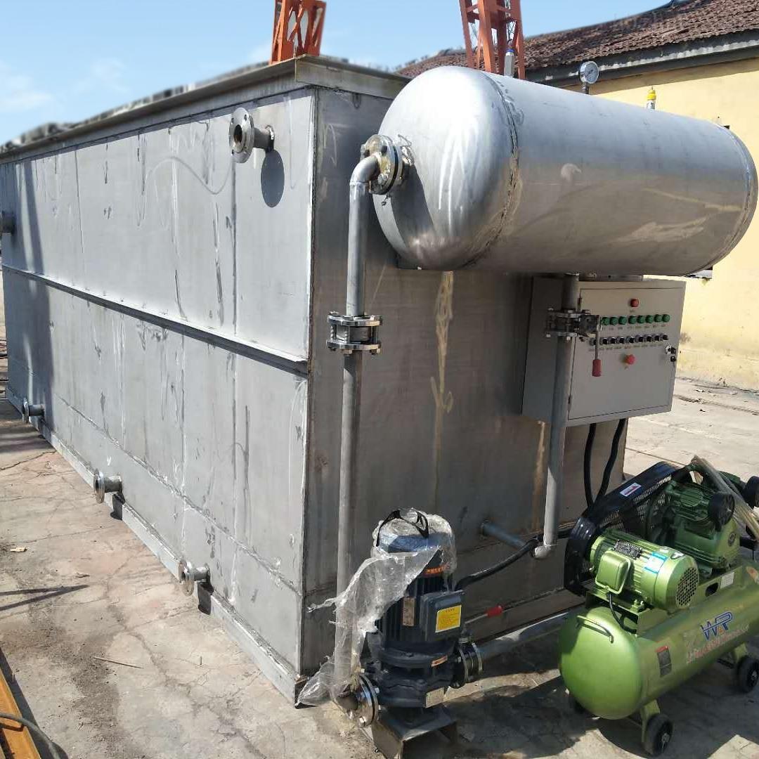 40吨/时养殖污水气浮机处理设备