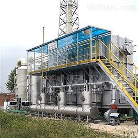 石油化工业有机废气净化RTO设备
