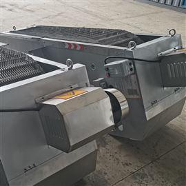 齿耙式细机械格栅除污机操作