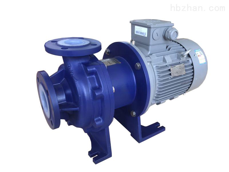 耐腐蚀性氟塑料磁力泵