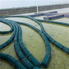 千岛湖拦污排 拦河道生活垃圾浮漂