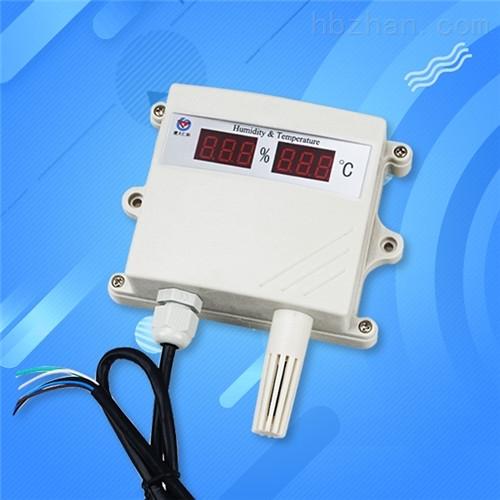 数码管温湿度变送器RS485