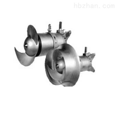 不锈钢冲压潜水搅拌机