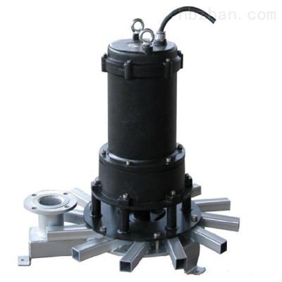 QXB離心式潛水曝氣機