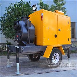 强自吸移动泵车