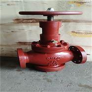 TP641Y直行程气动活塞式阀套排污阀