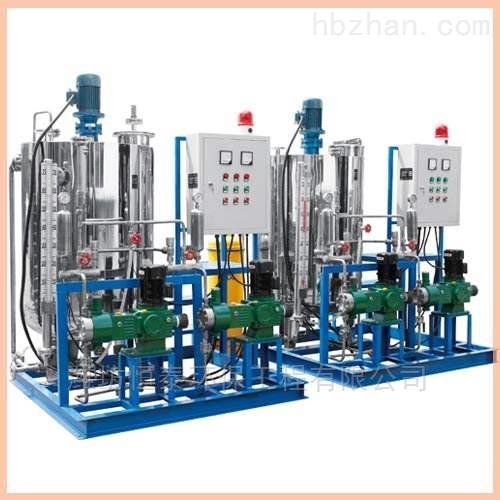 天津市锅炉加药装置