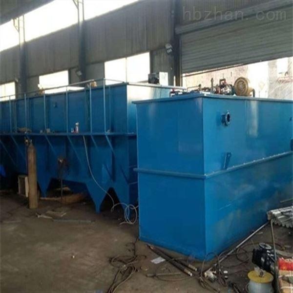 襄阳乡镇污水地埋式一体化处理设备简介