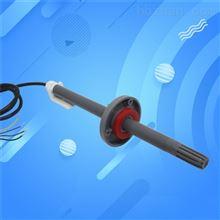 温湿度变送器长杆法兰盘485实时监控高精度