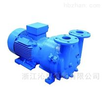 沁泉  2BV系列卧式水环真空泵