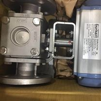 焊接式BURKERT气动隔膜阀2031系列334269