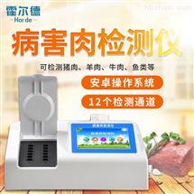 HED-B12肉类新鲜度检测仪