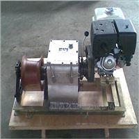 五级承装设备50KN电动绞磨机