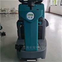 地下车库驾驶式洗地机 自动塑胶地面擦地机