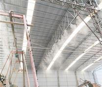 江西高压喷雾除尘除臭设备 环保除尘喷雾机