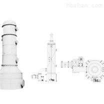 聚氯乙烯废气净化塔