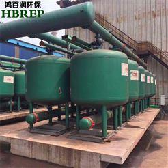 工业水处理过滤罐|多介质过滤器|鸿百润环保