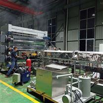 ABS单层、多层片材挤出生产线