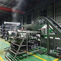 HDPE/TPO/EVA/PVC防水卷材挤出生产线