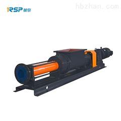 单螺杆泵结构原理