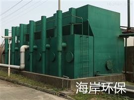山东泰安重力式一体化净水设备安装高度