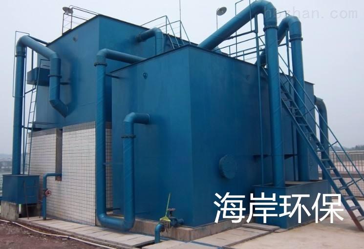 广东中山一体化污水处理设备图纸