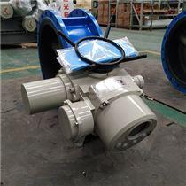 DN300智能型电动蝶阀