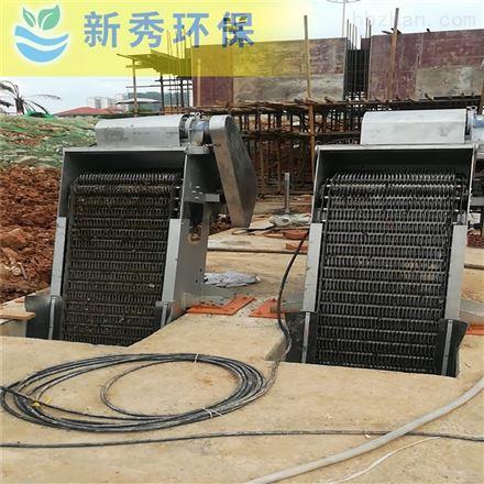 南京回转式格栅清污机