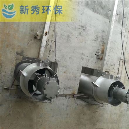 QJB-W5穿墙污泥回流泵作用