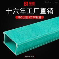 上海琼凯防腐槽盒玻璃钢电缆桥架100*100