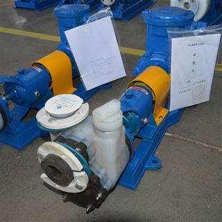 FZB氟塑料自吸泵生产