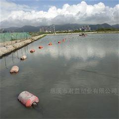 水电站漂浮套管道浮漂