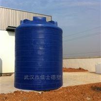 沧州15吨工业储水罐 PE水塔
