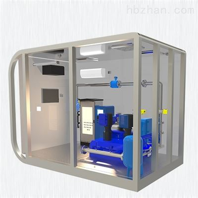 wp-2一體化供水泵房