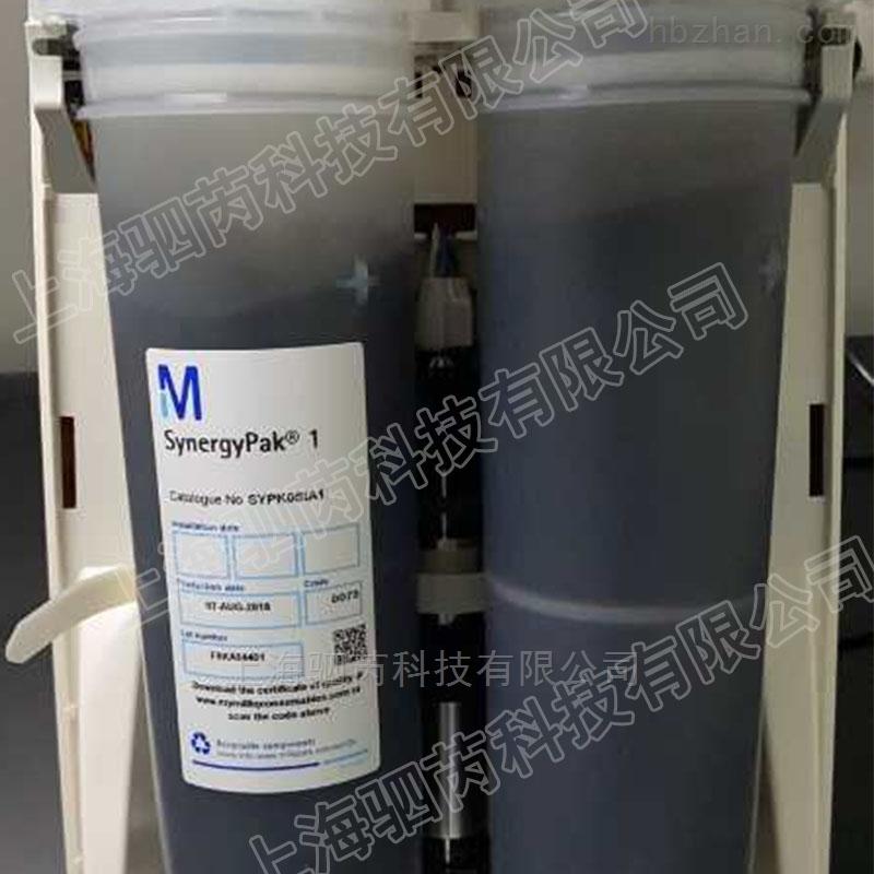 默克密理博纯水机耗材 纯化柱