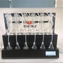 归永实验室自动氟化物蒸馏仪型号