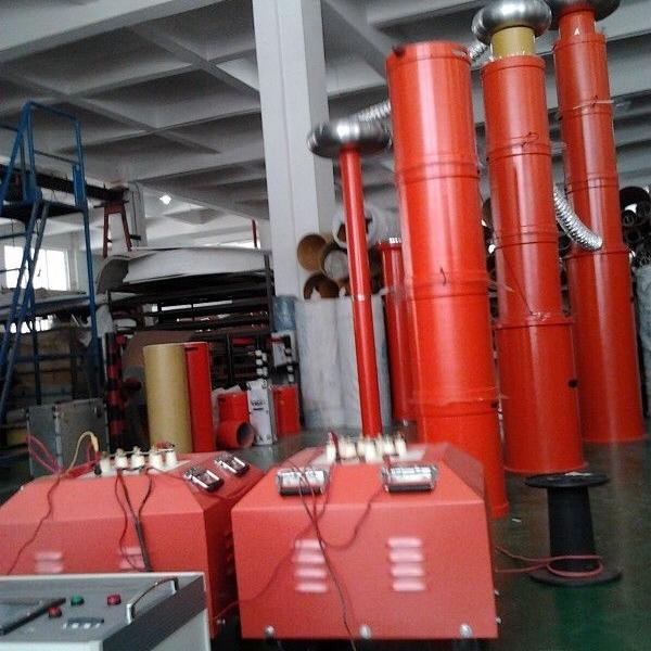 发电机交流耐压试验装置(工频调感)