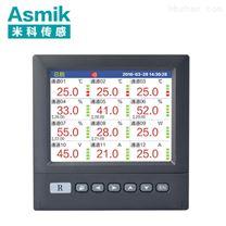 MIK-R6000D彩屏无纸记录仪1~16通道
