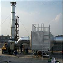 油漆廢氣活性炭吸附箱引薦常州藍陽環保