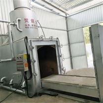 動物焚化爐設備 病死禽畜焚燒爐