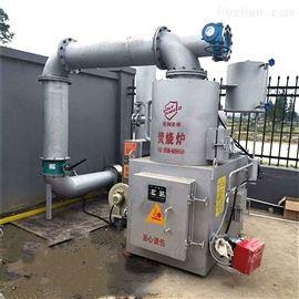HLPG-30-2工业汽车脚垫垃圾焚烧炉厂家