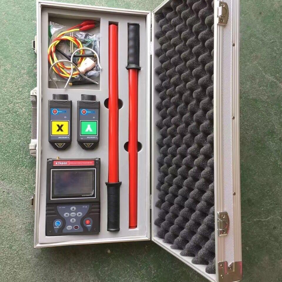 110KV电力无线高压核相仪价格