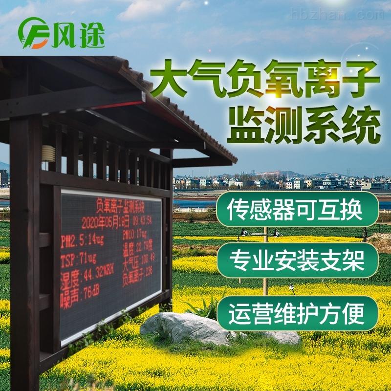 城市环境空气负氧离子监测站价格